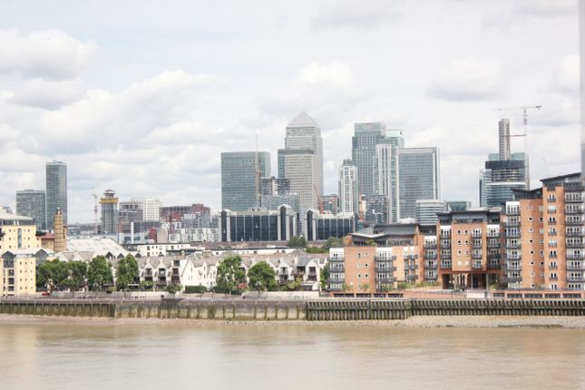 Thumbnail Flat for sale in Admiral's Tower, London