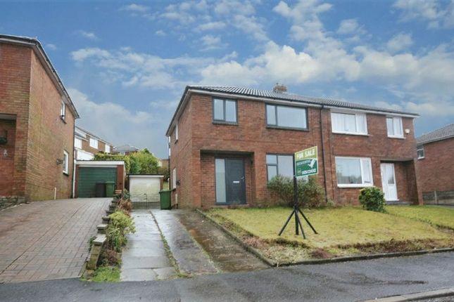 Thumbnail Semi-detached house for sale in Marlowe Avenue, Accrington