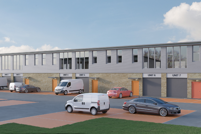Light industrial to let in The Crossings Business Park, Crosshills