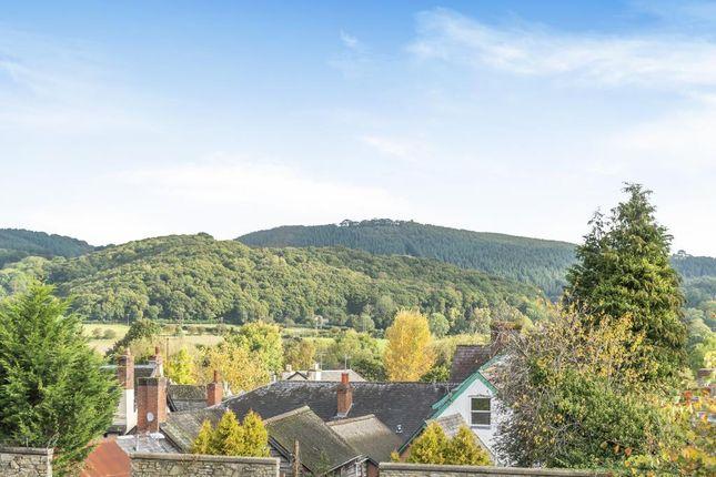 External View of Wereby Lane Presteigne, Powys LD8,