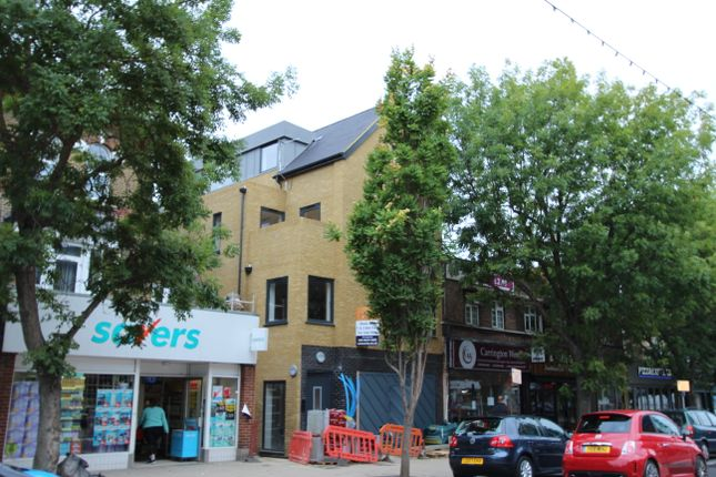 Thumbnail Flat for sale in High Street, New Malden