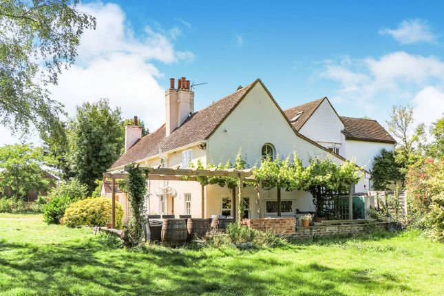 Thumbnail Country house for sale in Burhill Road, Walton-On-Thames