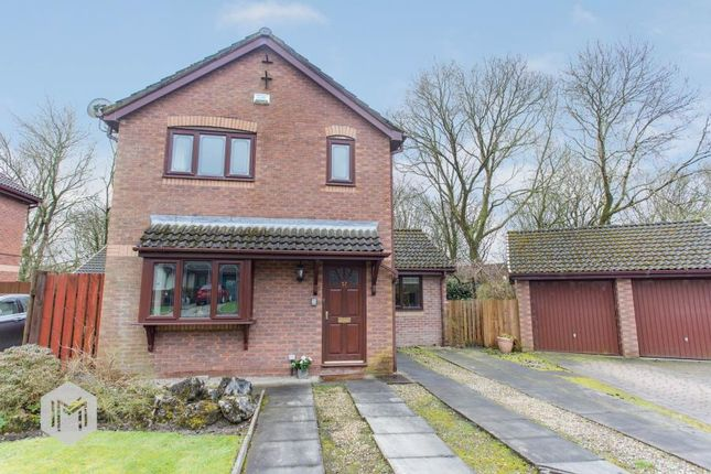 Thumbnail Detached house to rent in Kirklands, Harwood, Bolton