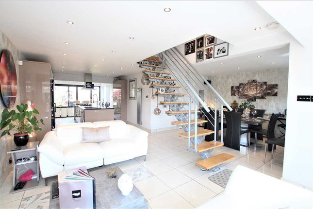 Thumbnail Detached house for sale in Bolton Road, Westhoughton, Bolton