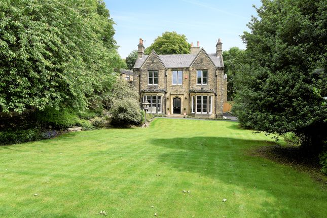Thumbnail Detached house for sale in North Road, Kirkburton, Huddersfield