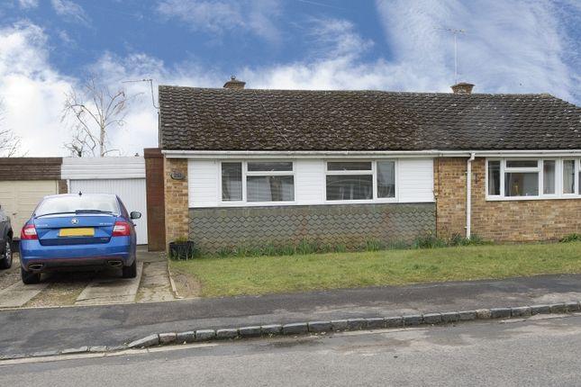 Thumbnail Detached bungalow to rent in Stratford Drive, Eynsham, Witney