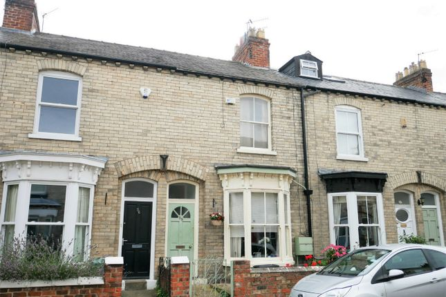 Thumbnail Terraced house for sale in Nunmill Street, Scarcroft Road, York