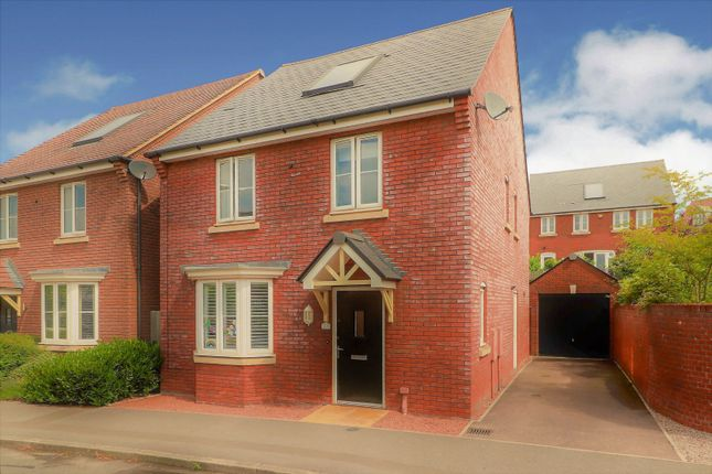 Thumbnail Detached house for sale in Hunts Grove Drive, Gloucester