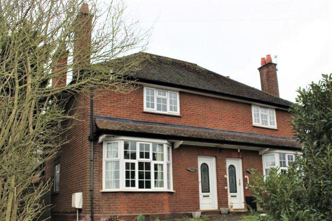 Thumbnail Semi-detached house to rent in Fryerning Lane, Ingatestone, Essex