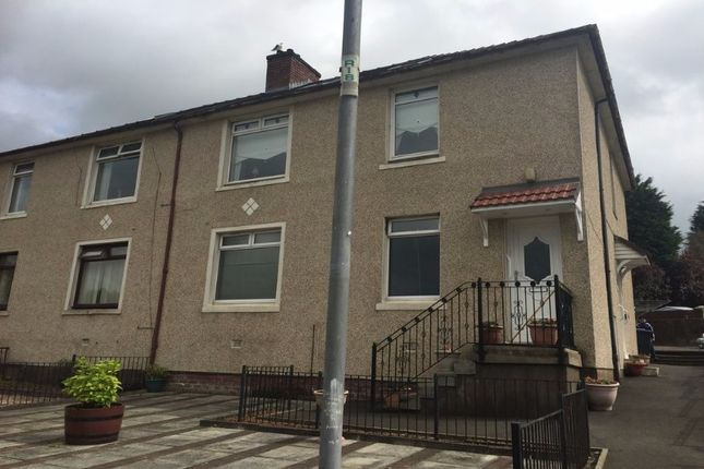 Thumbnail Flat to rent in Broomfield Street, Airdrie, North Lanarkshire