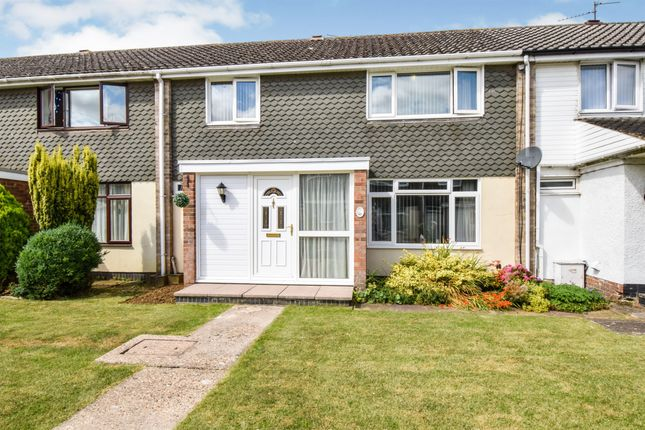 Thumbnail Terraced house for sale in Cam Close, Corby