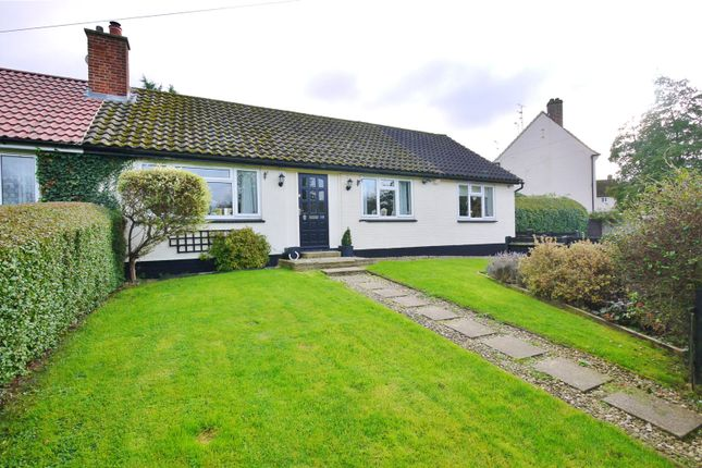 Thumbnail Bungalow for sale in Mill Lane, High Ongar, Ongar, Essex