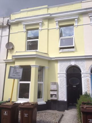 Thumbnail Town house to rent in North Road West, City Centre, Plymouth