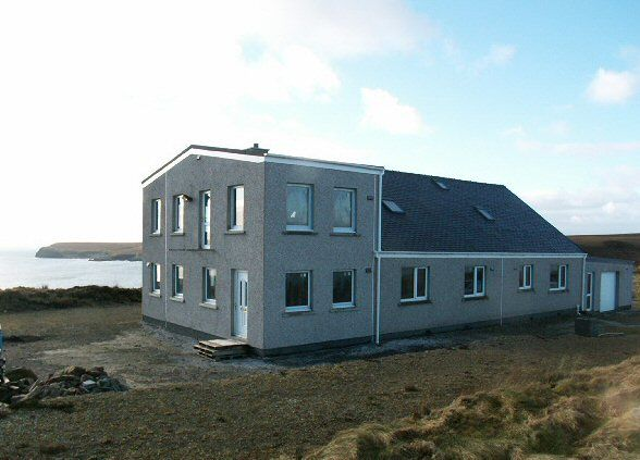 Thumbnail Detached house for sale in 4 Glen Tolsta, Isle Of Lewis