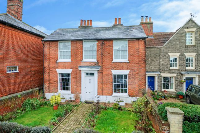 Thumbnail Property for sale in High Street, Wivenhoe, Colchester