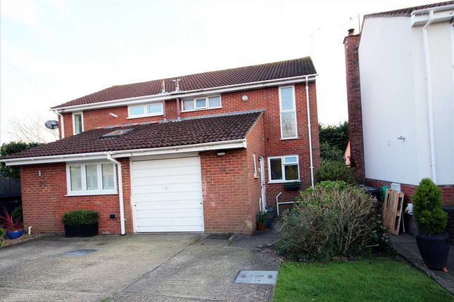 Thumbnail Semi-detached house for sale in Ash Hill Close, Bushey WD23.