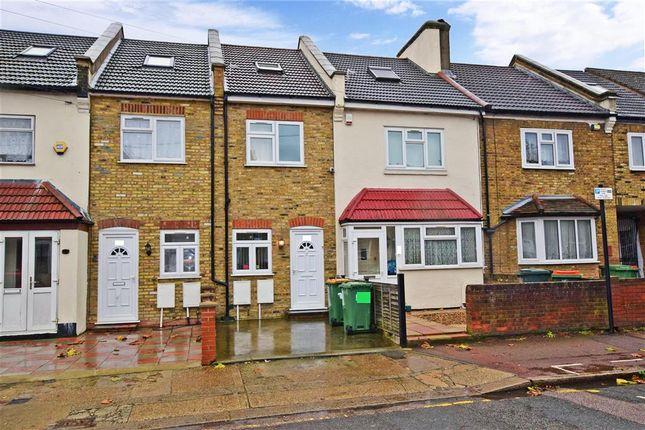 Terraced house for sale in Roman Road, East Ham, London