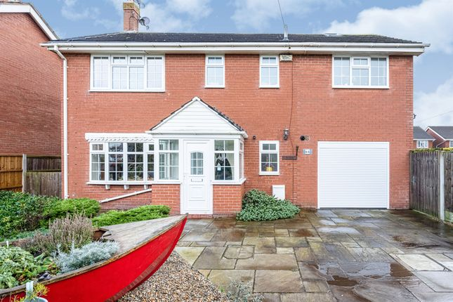 Thumbnail Detached house for sale in Guffitts Rake, Meols, Wirral