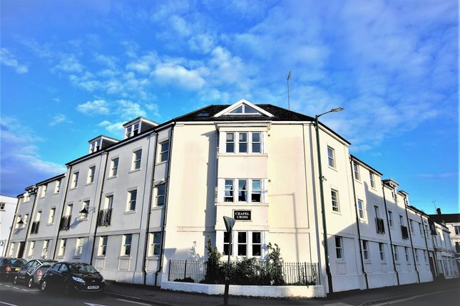 Thumbnail Flat to rent in Chapel Street, Leamington Spa