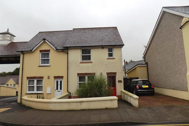 Thumbnail Semi-detached house to rent in Barn Street, Haverfordwest