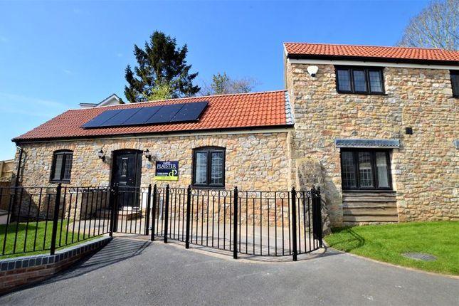 Thumbnail Semi-detached house for sale in Grove Road, Milton, Weston-Super-Mare