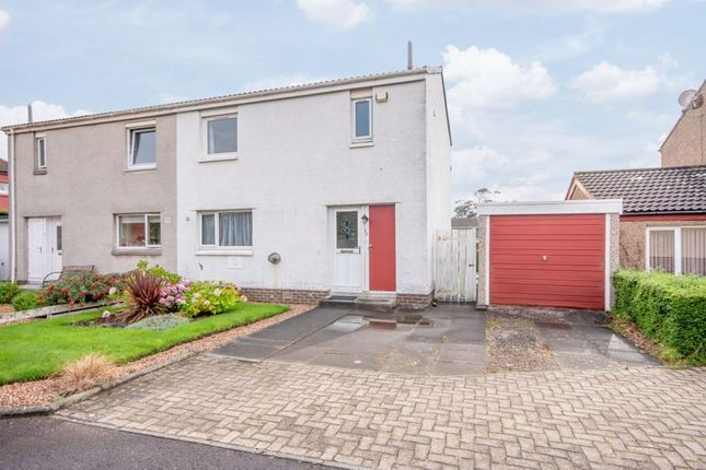 3 bed semi-detached house for sale in Meadowfield, Dalgety Bay, Dunfermline KY11