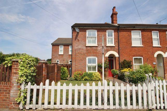 Thumbnail Terraced house for sale in Swanwick Lane, Swanwick, Southampton