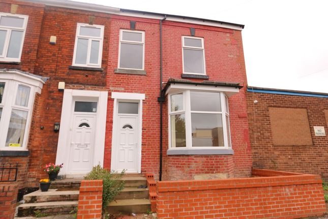 Thumbnail Terraced house for sale in Alma Road, Burnage, Manchester