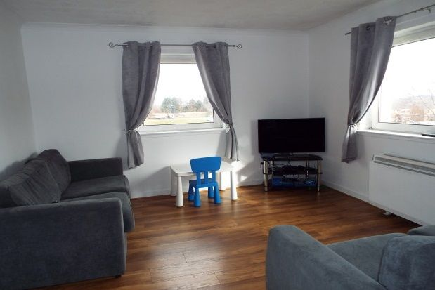 Thumbnail Flat to rent in Porchester Street, Garthamlock
