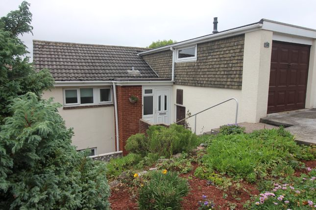 Thumbnail Terraced house for sale in Waterleat Avenue, Paignton