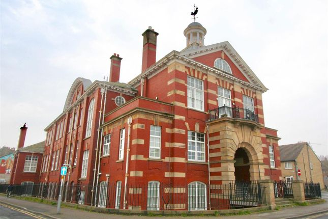 Thumbnail Flat for sale in Poulton Road, Morecambe
