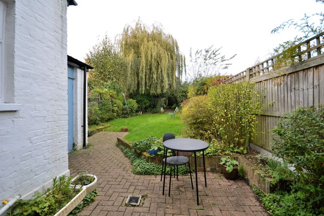 Rear Garden of Ulleswater Road, Palmers Green N14