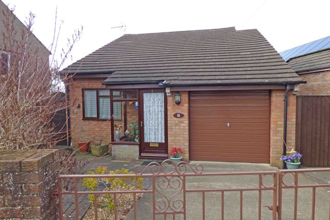 Thumbnail Detached bungalow for sale in Foundry Road, Cinderford