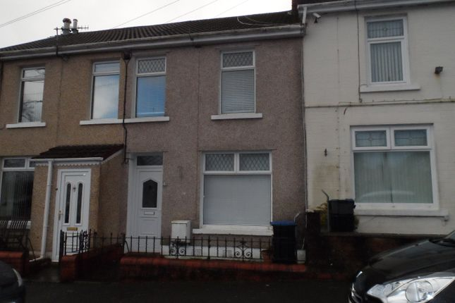 Thumbnail Terraced house to rent in John Street, Ebbw Vale