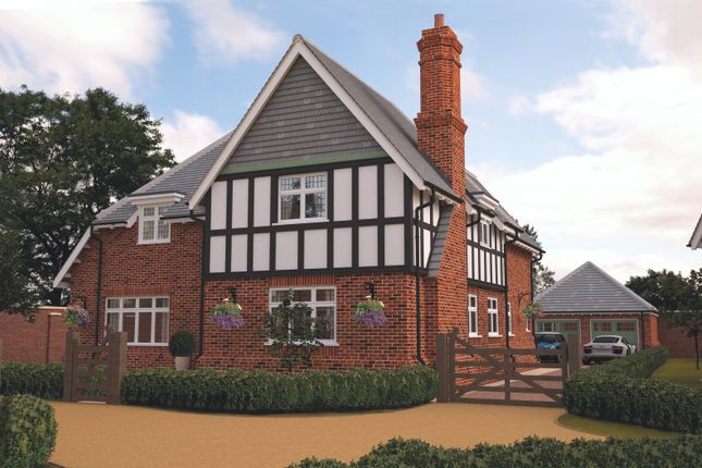 Thumbnail Detached house for sale in Petwood Oaks, Woodhall Spa