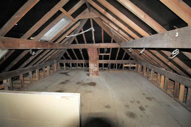 Access To Attic Space