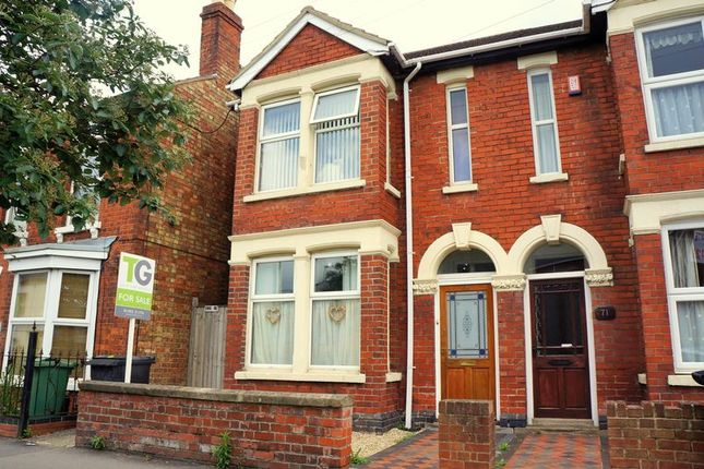 Thumbnail Semi-detached house for sale in Stroud Road, Linden, Gloucester