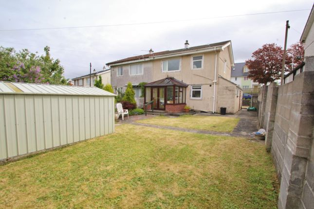 3 bed semi-detached house for sale in Jedburgh Crescent, Plymouth