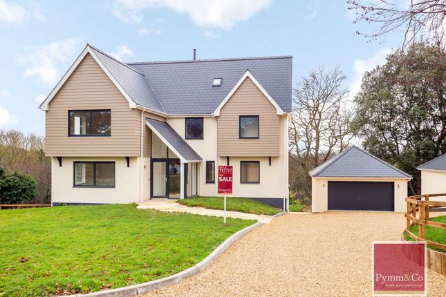 Thumbnail Property for sale in Station New Road, Brundall, Norwich