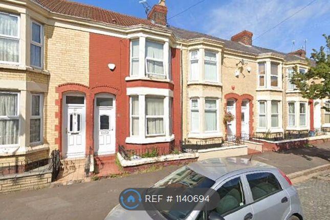 5 bed terraced house to rent in Edinburgh Road, Kensington, Liverpool L7
