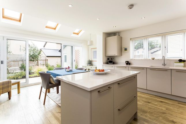 Thumbnail Semi-detached house for sale in Waller Gardens, Lansdown, Bath, Somerset