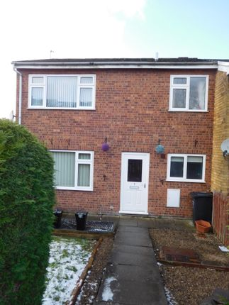 Thumbnail End terrace house to rent in Trefonen Avenue, Llandrindod Wells