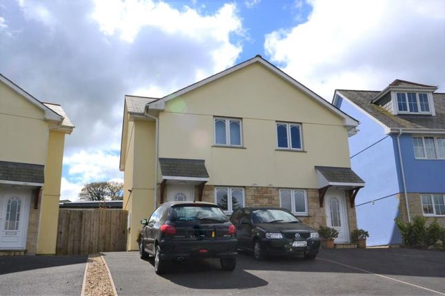 Thumbnail Semi-detached house to rent in Mayfield, Station Road, Kelly Bray, Callington