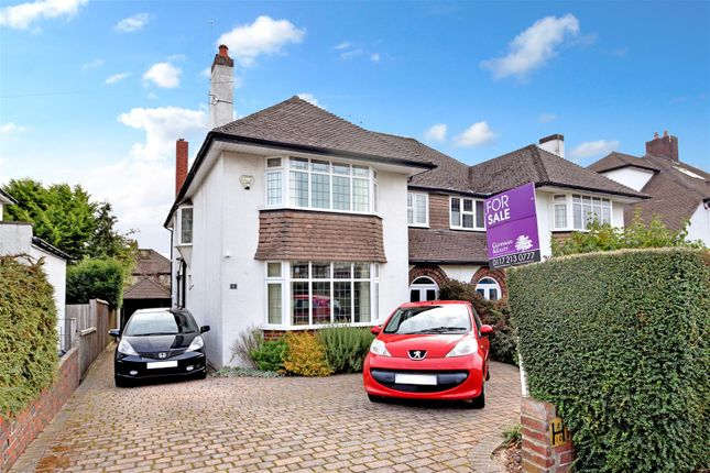 Thumbnail Semi-detached house for sale in Northumbria Drive, Bristol
