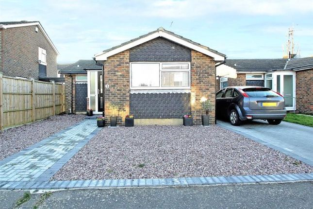 Thumbnail Bungalow for sale in Kithurst Crescent, Goring By Sea, Worthing