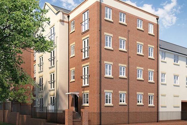 Thumbnail Flat for sale in St James Park Road, Northampton, Northamptonshire