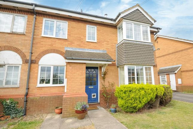 Semi-detached house for sale in Lupin Walk, Aylesbury
