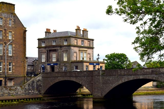 Thumbnail Town house for sale in Royal Bank House, Wick