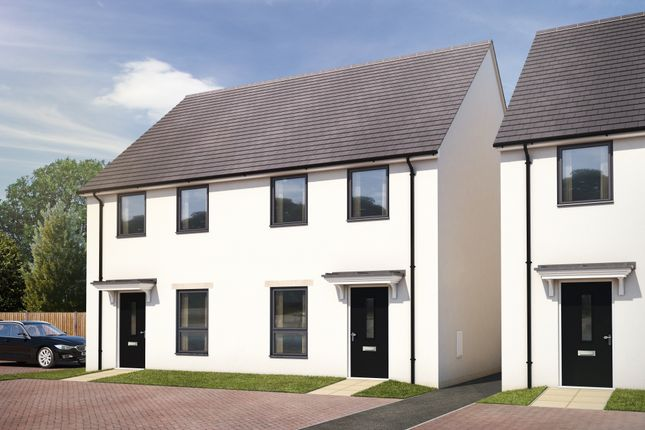 2 bedroom semi-detached house for sale in Centenary Way, Penzance