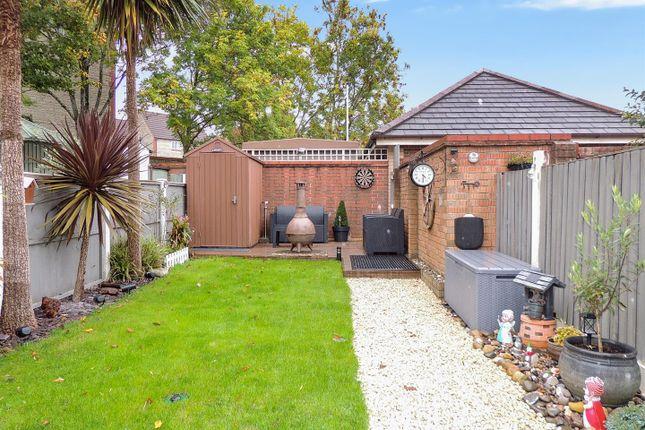 Rear Garden of Sunningdale Drive, Warmley, Bristol BS30